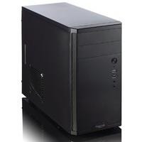 Fractal Design CORE 1100 Mini Tower Case Black USB 3.0 Black