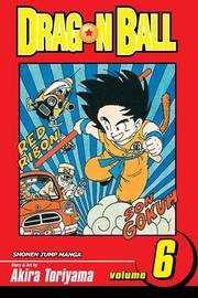 Dragon Ball, Vol. 6 by Akira