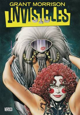 The Invisibles Book One by Grant Morrison