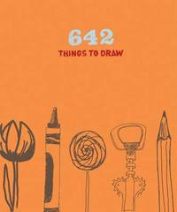 642 Things to Draw Journal by Chronicle Books