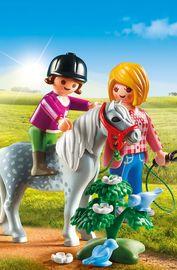 Playmobil: Pony Walk