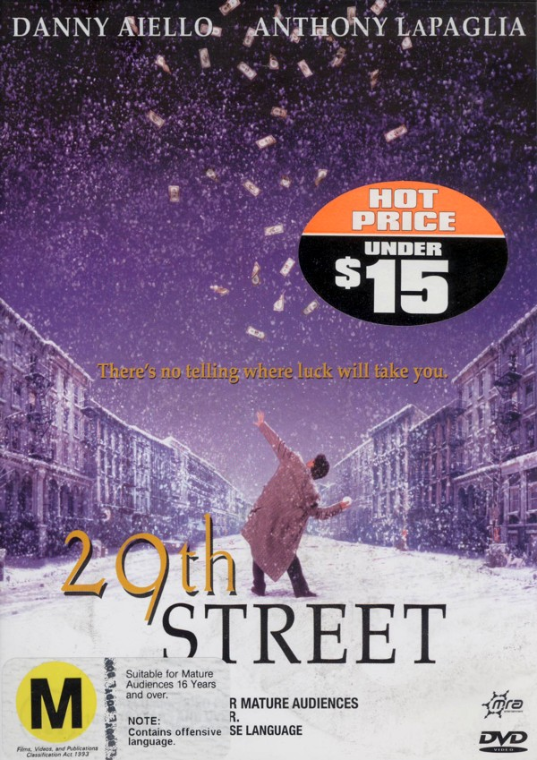 29th Street on DVD image