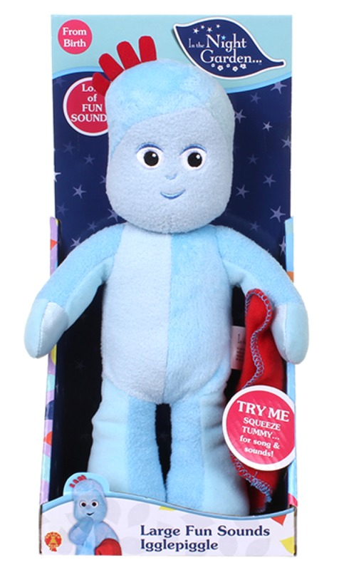 In The Night Garden: Iggle Piggle - Large Talking Plush