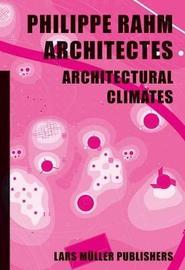 Architectural Climates by Philippe Rahm architectes