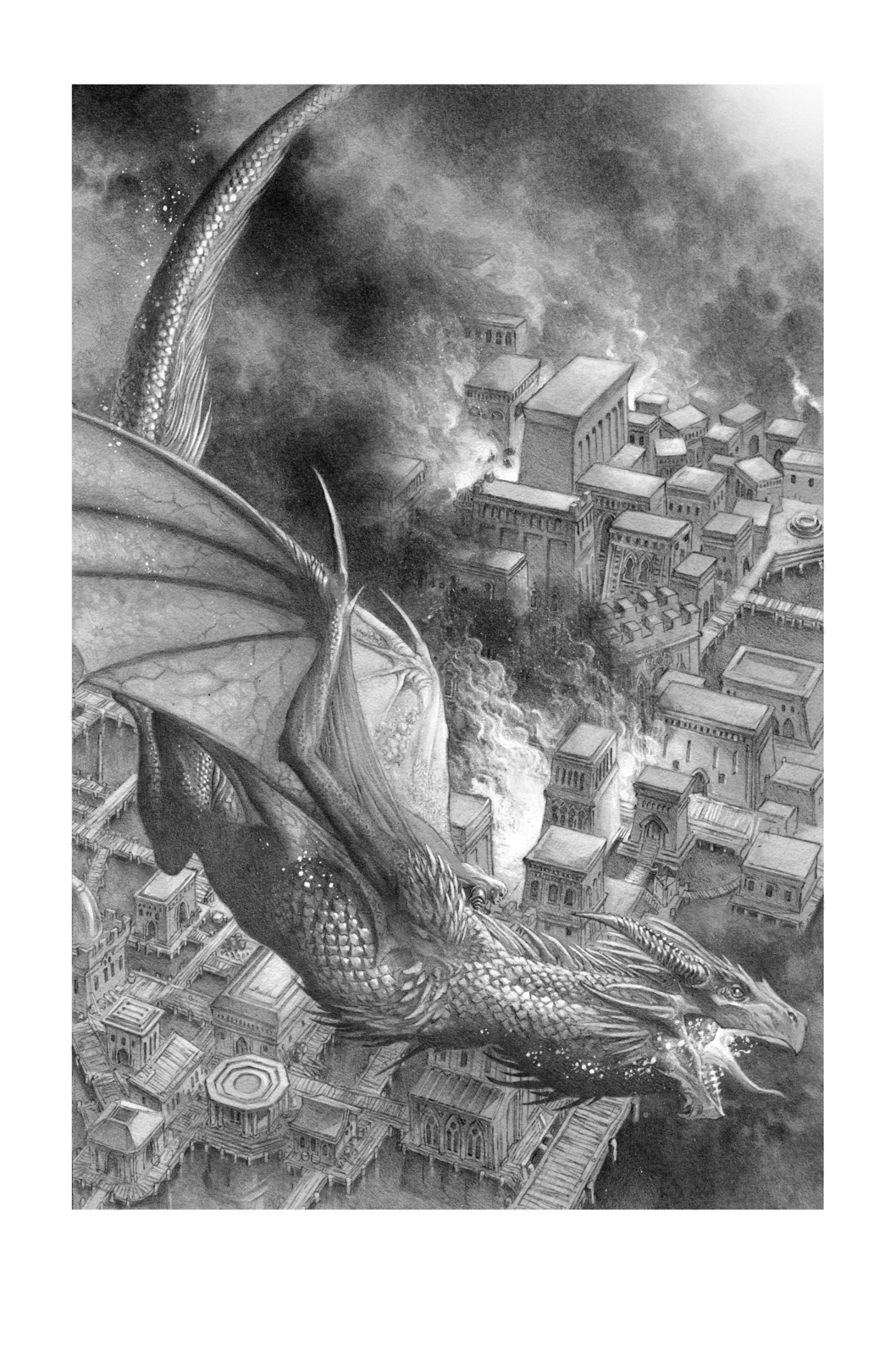 Fire and Blood - A History of the Targaryen Kings by George R.R. Martin image
