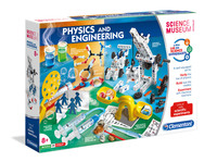 Clementoni: Science & Museum - Physics and Engineering