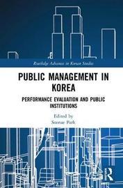 Public Management in Korea