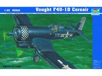 Trumpeter 1/32 US Vought F4U-1D Corsair - Scale Model