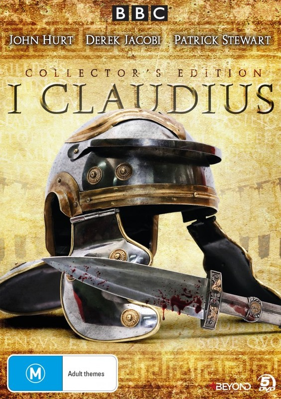 I Claudius Collector's Edition on DVD