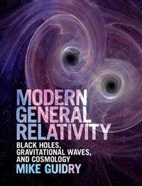 Modern General Relativity by Mike Guidry image