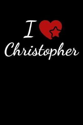 I Love Christopher by Soulmate Lovers Publishing image