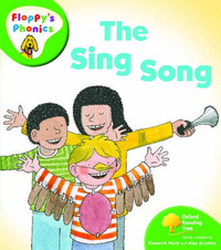 Oxford Reading Tree: Level 2: Floppy's Phonics: The Sing Song by Roderick Hunt