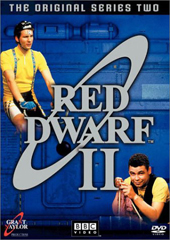 Red Dwarf - Series 2 on DVD