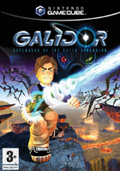 Galidor: Defenders of the Outer Dimension for GameCube
