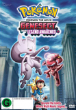 Pokemon: The Movie - Genesect & the Legend Awakened DVD