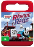Thomas and Friends: Rescue on the Rails DVD
