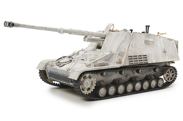 Tamiya German Nashorn Heavy Tank Destroyer 1/35 Model Kit