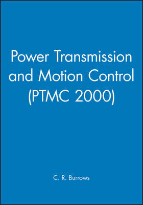 Power Transmission and Motion Control: PTMC 2000 image