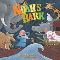 A Noah's Bark by Stephen Krensky image