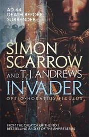 Invader by Simon Scarrow