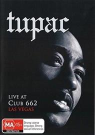 Tupac Live At Club 662 on DVD