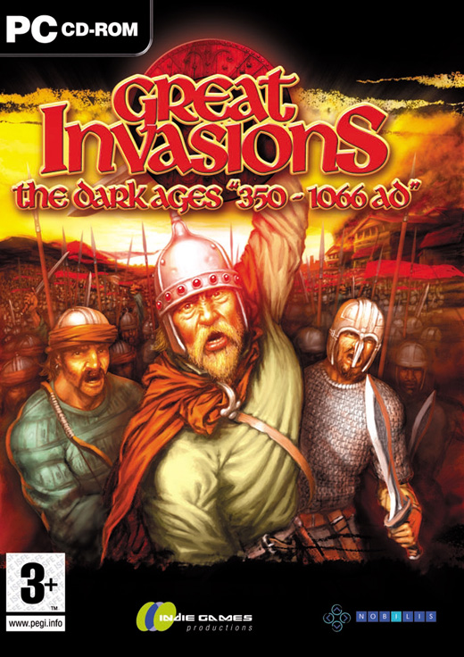 Great Invasions for PC Games image