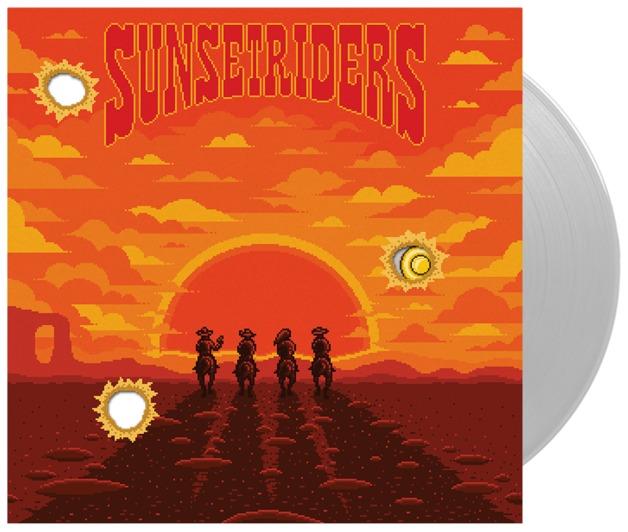 Sunset Riders Soundtrack (LP) by Motoaki Furukawa