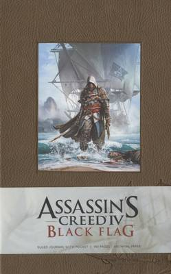 Assassin's Creed IV Ruled Journal (Large) by Ubisoft