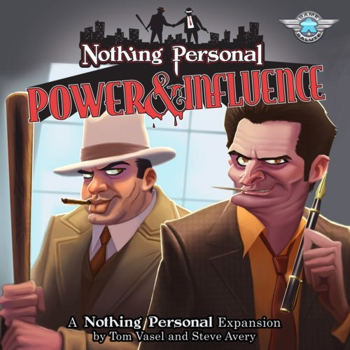 Nothing Personal: Power & Influence - Expansion Set image