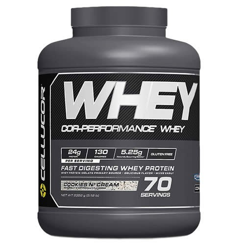 Cellucor COR Performance Whey Protein - Cookies & Cream (2.35kg)