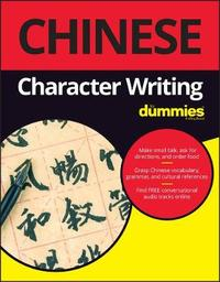 Chinese Character Writing For Dummies by Consumer Dummies