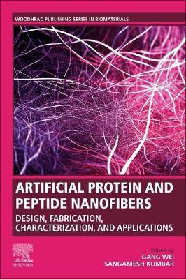 Artificial Protein and Peptide Nanofibers