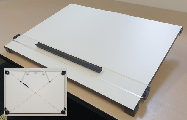 Blundell Harling: Challenge A2 Drawing Board