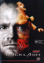 WWE - Backlash 2004 on DVD image