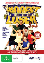 Biggest Loser, The - The Workout on DVD
