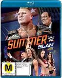 WWE Summerslam 2014 on Blu-ray