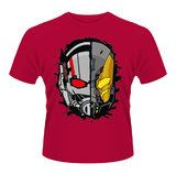 Ant Man Face 2 Face T-Shirt (Small)
