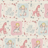 Vintage Nursery Wrapping Paper