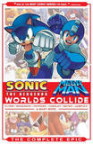 Sonic / Mega Man: Worlds Collide: The Complete Epic by Sonic Scribes