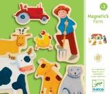Djeco: Magnetic's - Farm