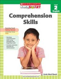 Comprehension Skills, Level 2 by Scholastic image