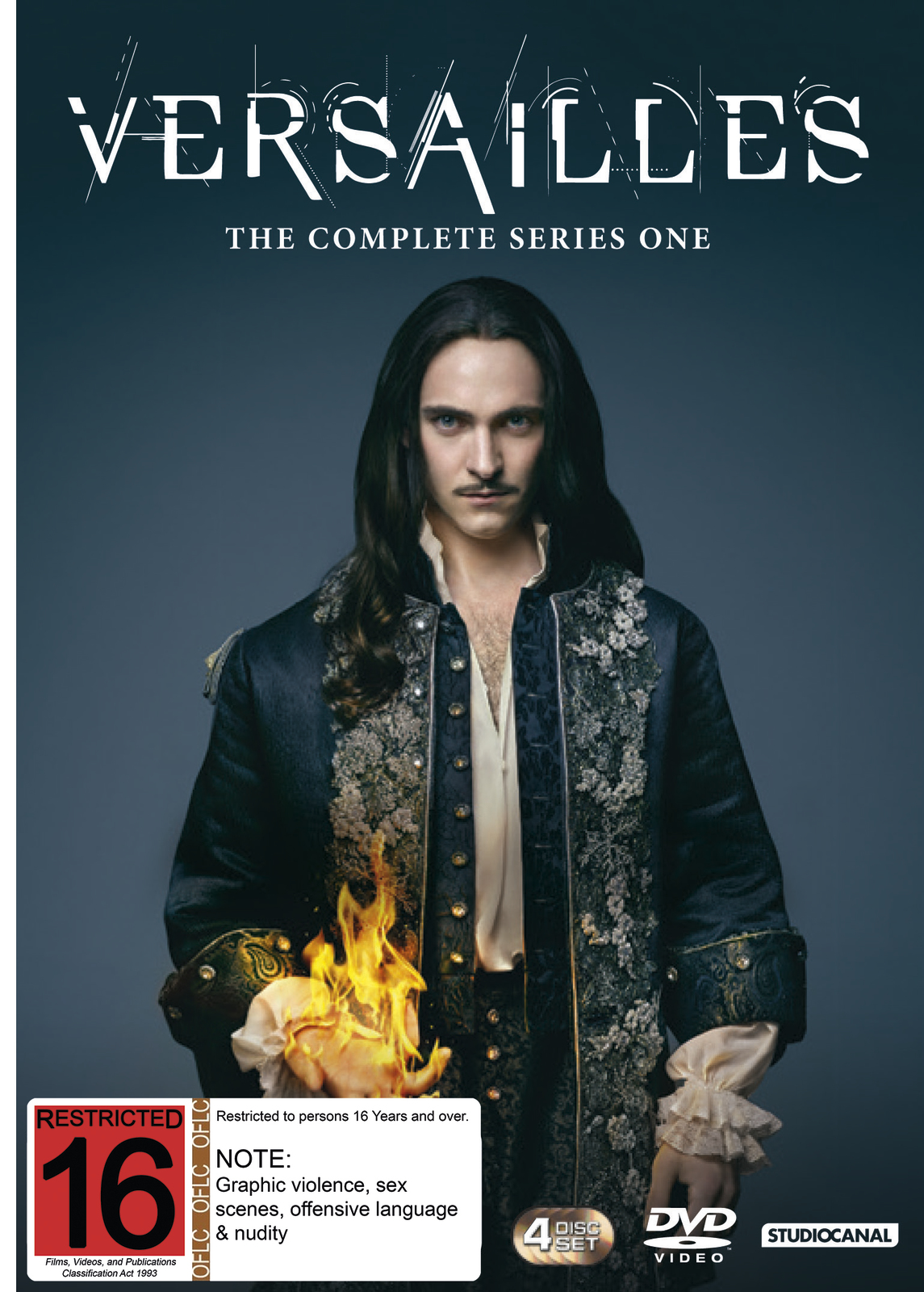 Versailles - The Complete Season One on DVD image
