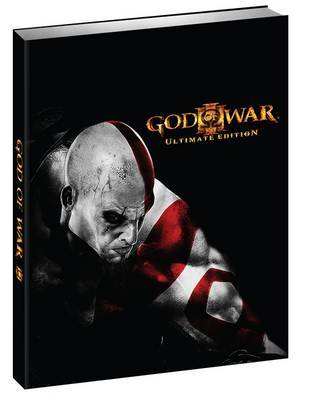 God of War III - Limited Edition Collector's Strategy Guide by BradyGames image