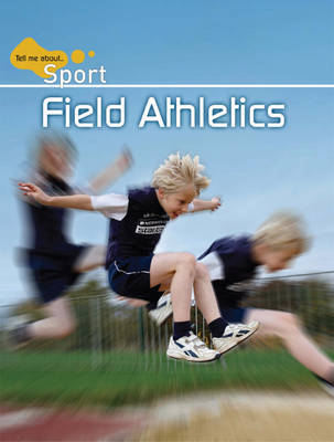 Field Athletics by Clive Gifford image
