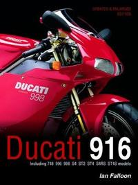 Ducati 916 by Ian Falloon
