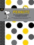 Peanuts 2017-2018 Weekly Calendar by Peanuts Worldwide LLC
