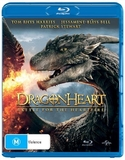 Dragonheart 4: Battle for the Heartfire on Blu-ray