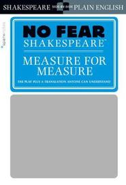 Measure for Measure by Sparknotes