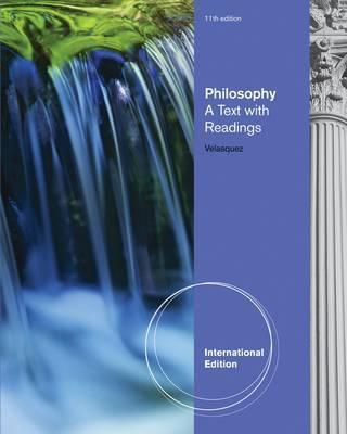 Philosophy by Manuel Velasquez