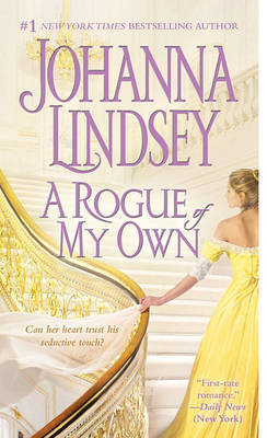 A Rogue of My Own by Johanna Lindsey image